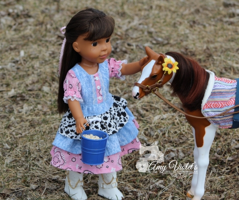 Ashlynn 4 horse