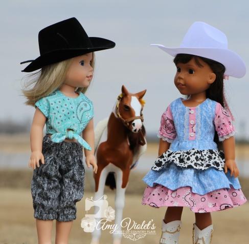 Ashlynn 5 horse