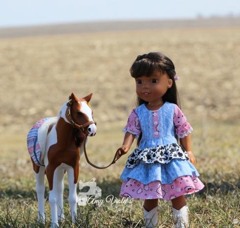 Ashlynn 7 horse
