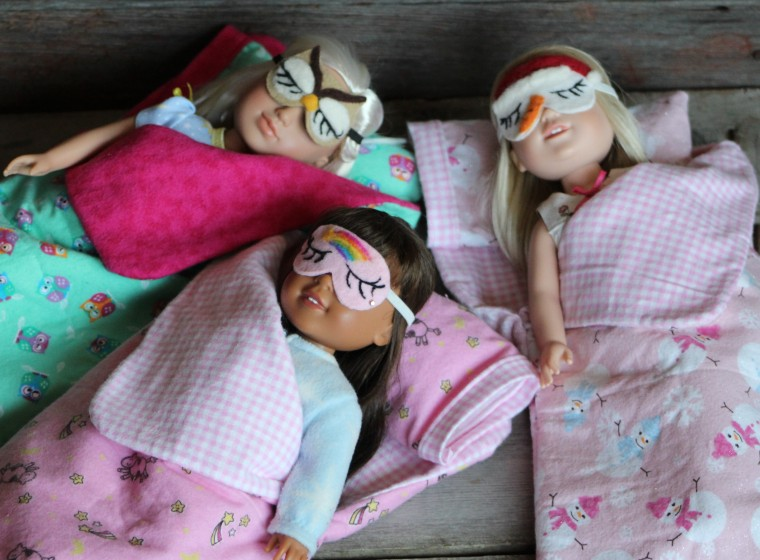Wellie Wishers sleep masks